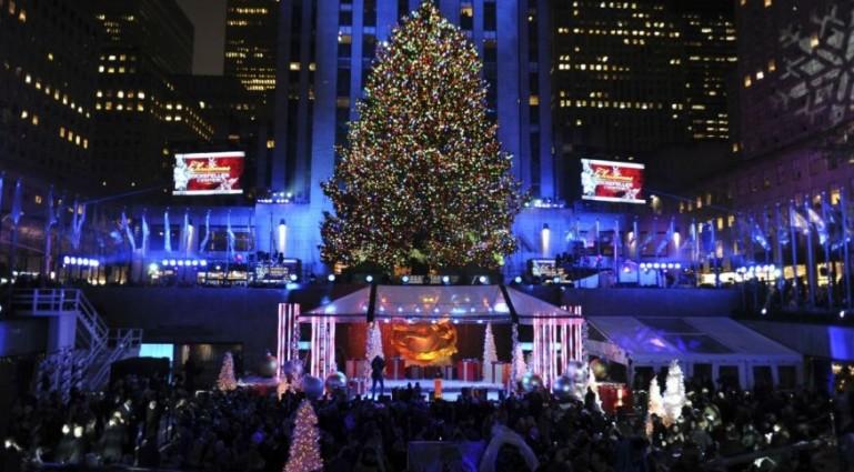 Rockefeller Center Christmas Tree's Next Stop: Habitat For